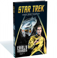 Star Trek Graphic Novel Collection Vol 9: Early Voyages Part 1